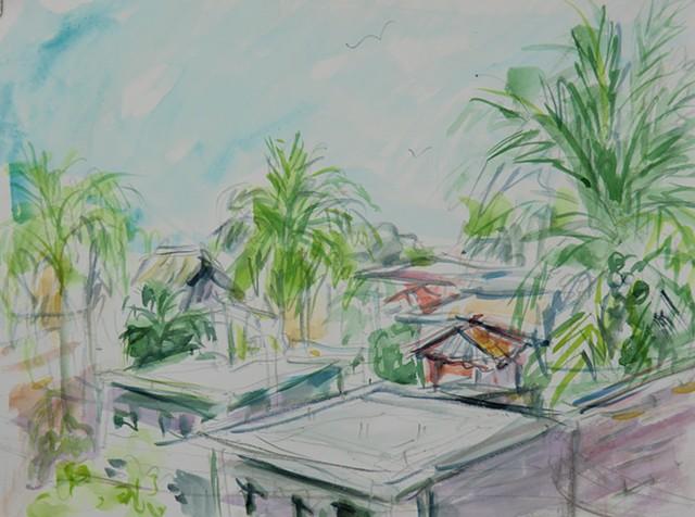 View from my Window, Melaque