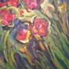 Poppies in My Garden 2 (diptych)