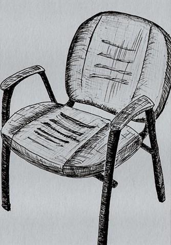 gray chair 3