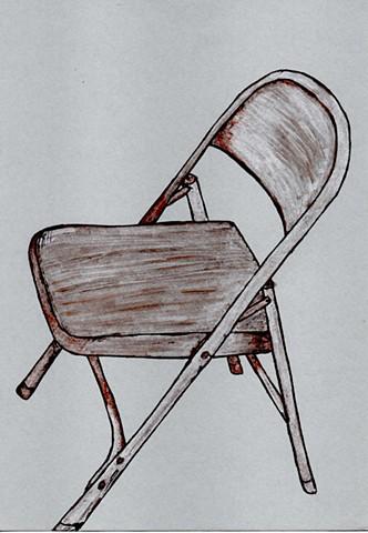 folding chair 1