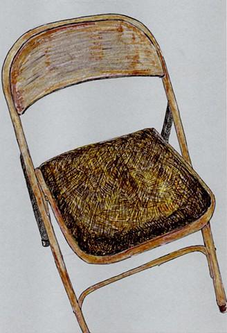 folding chair 4