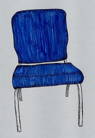 blue chair 2