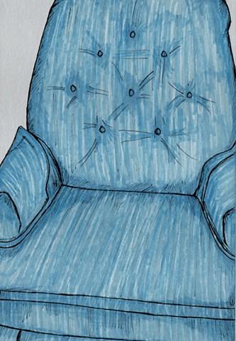 blue chair 1