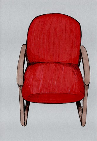red chair 4