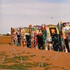 untitled (family trip) 13, cadillac ranch near amarillo, tx