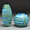 Organic Circuitry - Vase and Bowl Pair
