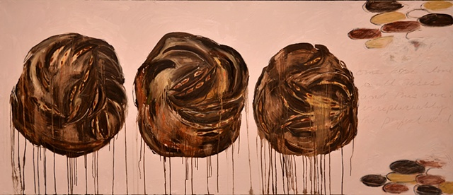 Roses (after Twombly)