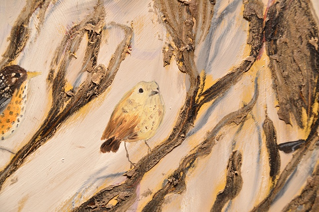 Robins (detail)