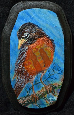Copper Robin
