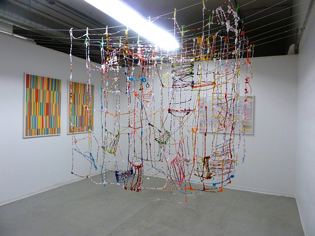 Sex Karma, installation view