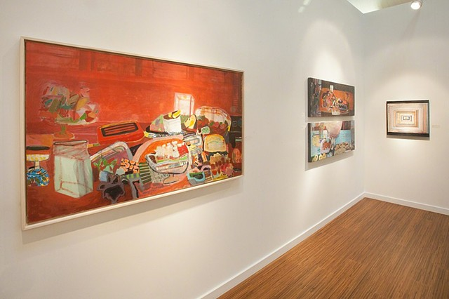Tangential Ruminations Exhibition, Florida Mining Gallery