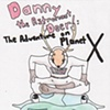 Danny the Astronaut Deer: The Adventure on Planet X! (book2, ver.1)