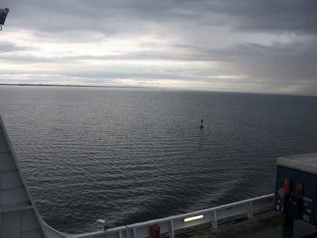 ferry wave finland