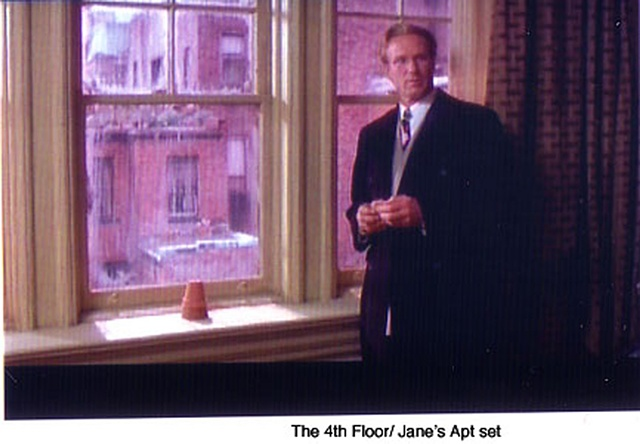 Jane's Rear Window