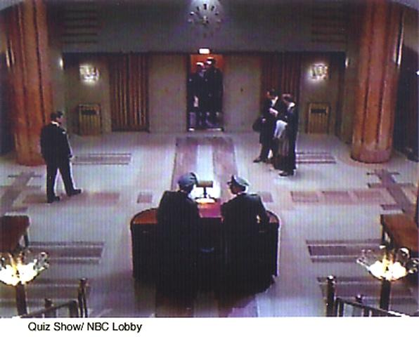NBC Lobby