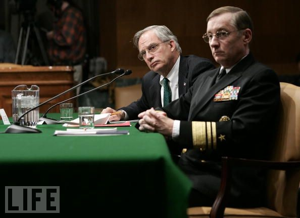 US Intelligence Chiefs
