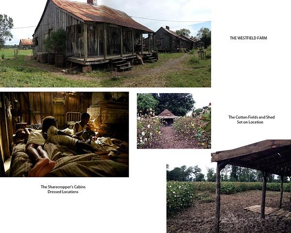 Westfall's Cotton Farm