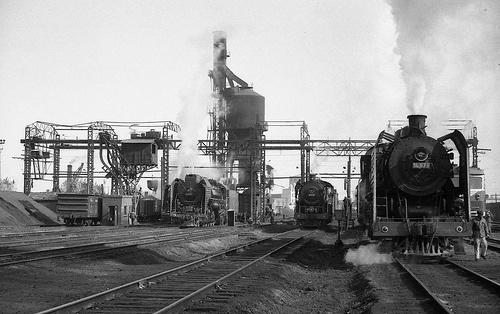 Manchulli Trains