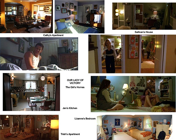 The Girl's Houses