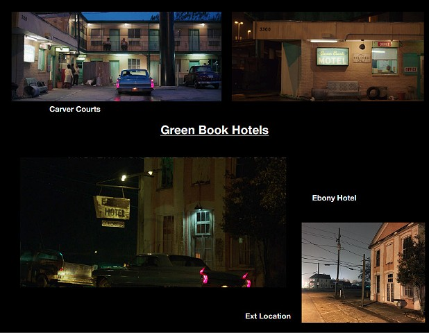 Green Book Motel