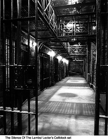 Lecter's Cellblock