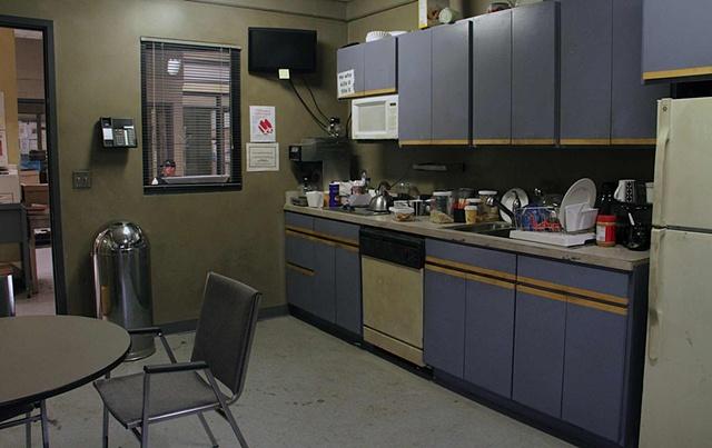 Breakroom