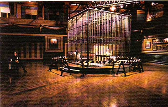 Lecter's Cage