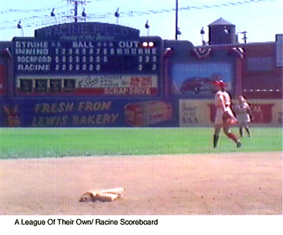 The Racine Ballpark