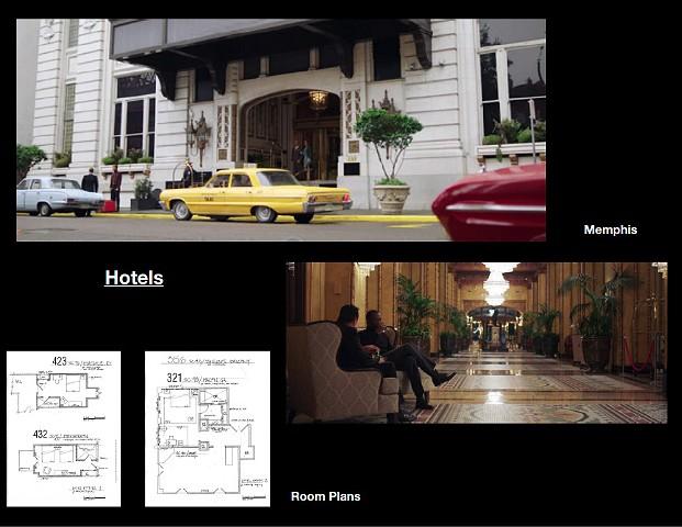 Hotels, Memphis