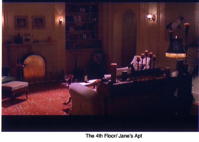 Jane's Living Room