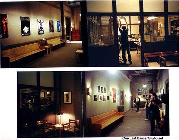 Studio Halls