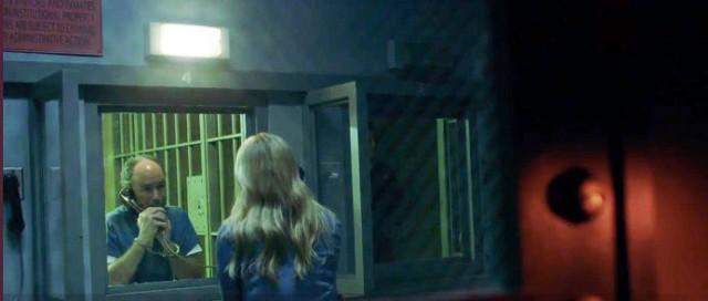 Jail Visit Room