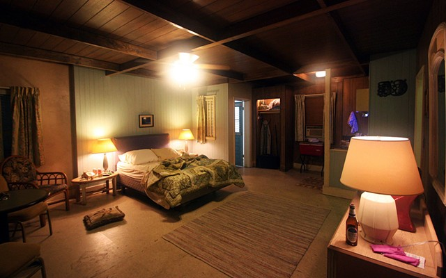 Ozzy's Motel Bungalow