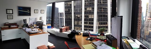 Meg's Office, NYC