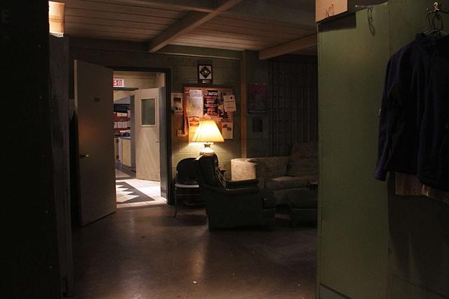 Locker Room Entry