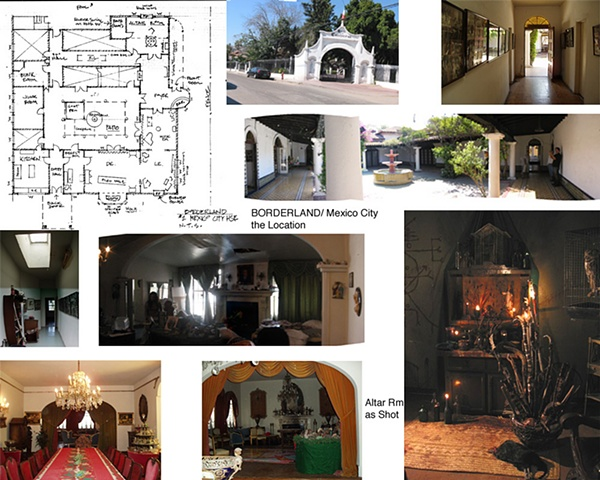 The Cult's Mexico City House
