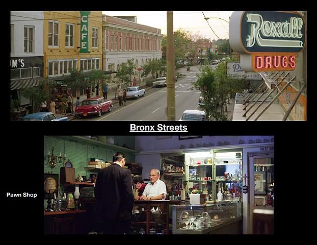 Bronx Street