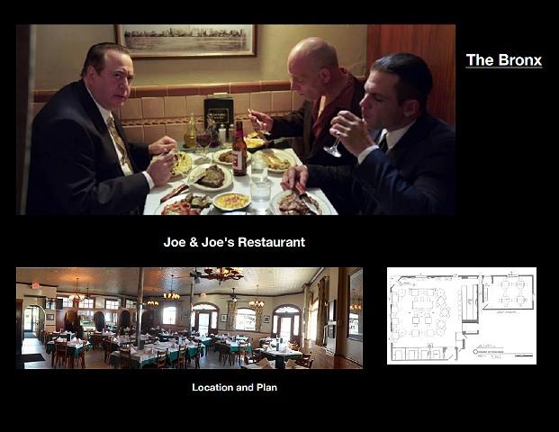 Bronx, Joe& Joe's