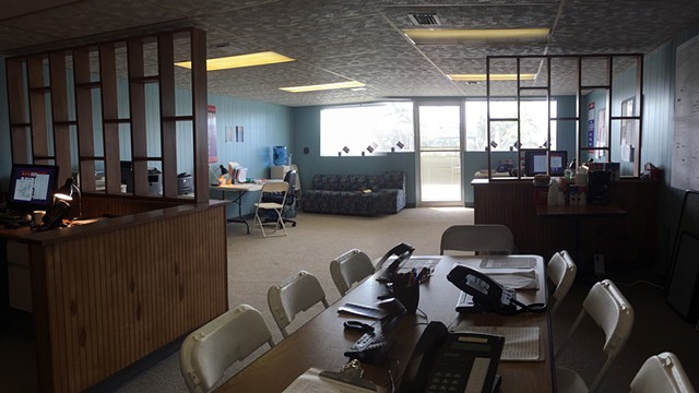 John's Campaign Office