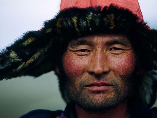 Mongolian Man
