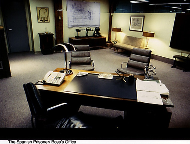 The Boss' Office