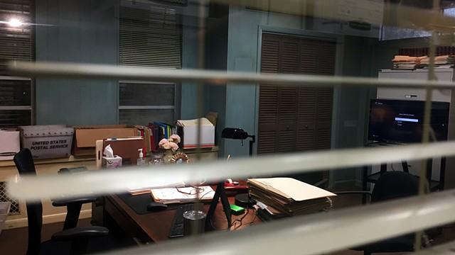 Santo's Office