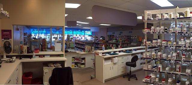 Miami Pharmacy interior