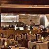 Daniel's Restaurant interior, NYC