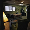 Squad Locker & Dorm Rooms