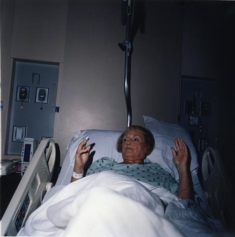 Mee Mee In Hospital