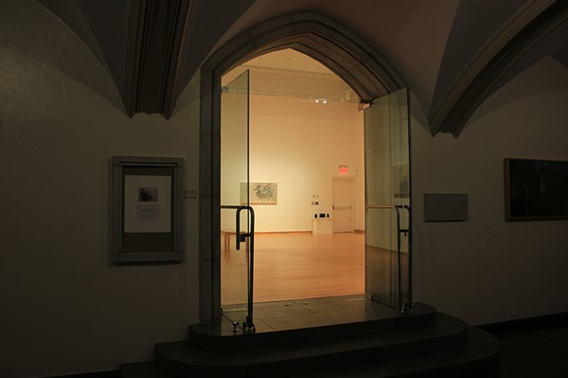 """Which Nature"" exhibition at the Mark Potter Gallery, Taft, 2016"