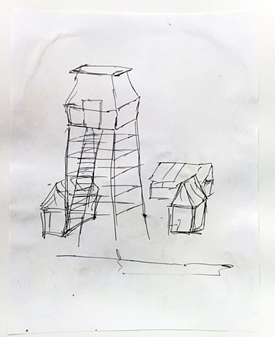 Tower_Sketch 1