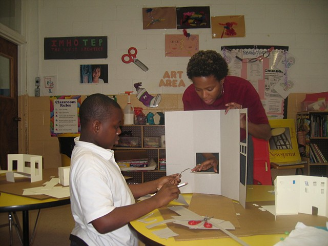 Firman Community Services--Architecture Enrichment Program