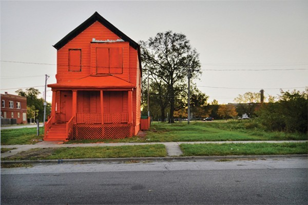 Chicago Reader - How Amanda Williams draws attention to the valuation of black neighborhoods